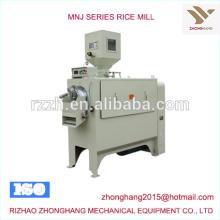 MNJ serie nuevo molino de arroz precio de la máquina