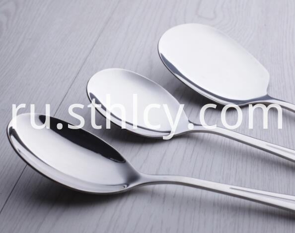 Stainless Steel Dinner Spoon