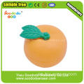 Orange Formade Barn Suddgummin, pussel brevpapper set