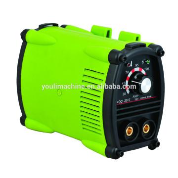Дуговой сварочный аппарат постоянного тока, сварочный аппарат mma, сварочный инвертор MMA100-MMA200