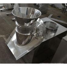 2017 granulador revolvendo da série de ZL, processo seco da granulação dos SS, misturador plástico horizontal dos grânulos