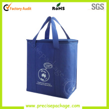 Eco Insulated Non Woven Cooler Bag for Frozen Food