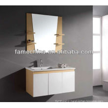 Traditional Wall-Mounted Melamine Bathroom Cabinet