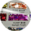Chunky Glitter Starlight glitter Sparkling stars glitter para arte corporal y de uñas