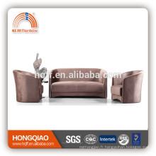 S-60 style européen canapé-lit en tissu design