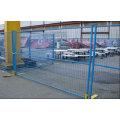 PVC-beschichtetes Bauwerk Vorübergehende Zäune zum Verkauf