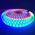 Serie cambiable Buena Precio DC12V 5V 5meter rodillo RGB flexible tira de LED