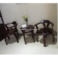 Sillas de madera moderna silla moderna sólido silla silla/mesa
