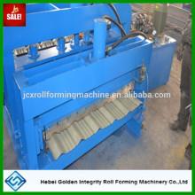 Nigeria Auto Stahl Bambus Streifen Rolle Formmaschine