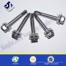 Alibaba Online Shopping Self Drilling For WOOD Hex Screw