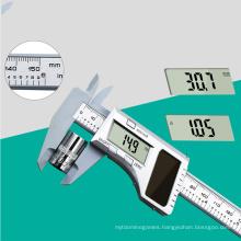 Solar Plastic Calipers Electronic Digital Display 0-150mm Mini Calipers