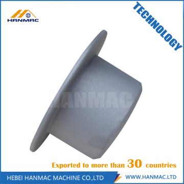 6060 aluminio extremo ANSI B16.9 talón extremo