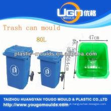 Mini moldes de lixo de plástico e mofo de lixo de plástico de 2013 em taizhou, Zhejiang