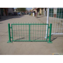Hot Dipped Galvanized or Electric Galvanized Temporary Fence