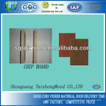 Hochwertige Arten Melamin-Chip-Board