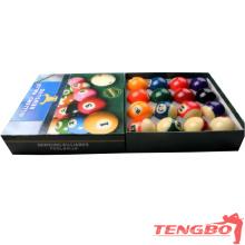 Billard professionnel 8 ball pas utilisé boules de billard 8 pool ball