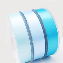 Wholesale Large 2 Inch 50mm Single Faced 100% Polyester Silk Satin Ribbon in Roll