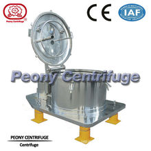 Hermetic Closure Type Plate Top Discharge Pharmaceutical Centrifuge , Explosion - Proof