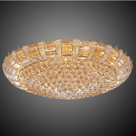 Ruang tamu Crystal Ceiling light fixture