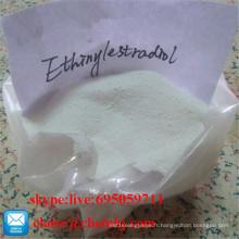 Ethynyl Estradiol / Ethinylestradiol CAS 57-63-6 pour l'hormone féminine de stéroïdes