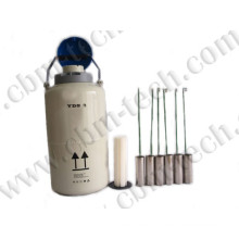 3L Liquid Nitrogen Tank with Canisters