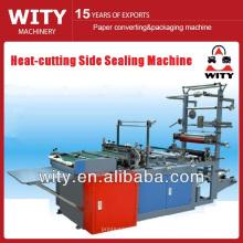 Heißschneidende Seitenversiegelungsmaschine