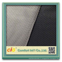 Tissu en maille en mousse 100% polyester