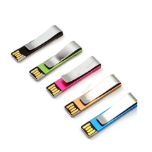 metal clip usb flash drive with customized logo