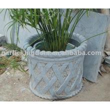 Limestone Garden Pot