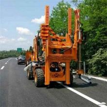 New full hydraulic piling equipment