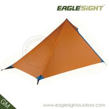 Высокий пик один человек палатка складывая шатер для упаковки