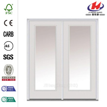Steel Prehung Inswing Full Lite Patio Door