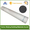 white color 38g pasting mosaic backing polyester mosaic net
