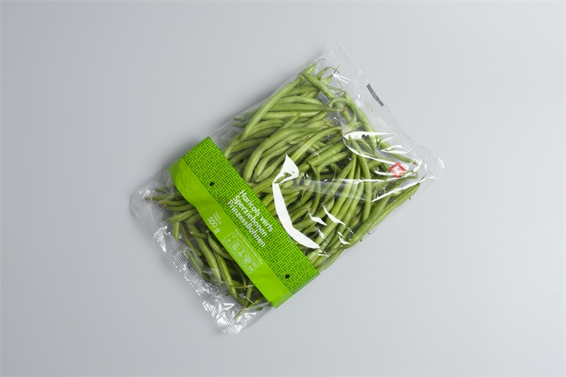 Fresh Vegetables Packaging Bag