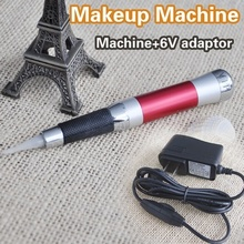 Aluminum Material and Tattoo Gun Type professional permanent makeup machine