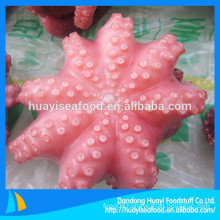 hot sale seafood frozen all sizes flower shape octopus vulgaris