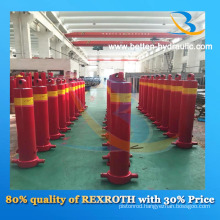 Telescopic Hydraulic Cylinder for Dump Truck