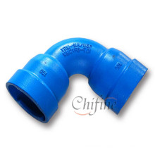 OEM Cast Iron Pipe Fitting by Casting