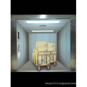 Entrepôt de fret / élévateur de marchandises / ascenseur de marchandises