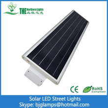 25W Solar LED Street Light All in One