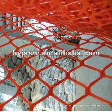 Plastic breeding net