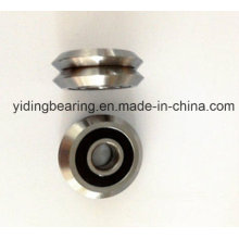 V Groove Sealed Roller Bearing RM2-2RS with Size 3/8′′ 9.525*30.73*11.1mm