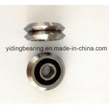 Rolamento de rolo selado sulco RM2-2RS do V com tamanho 3/8 ′ ′ 9.525 * 30.73 * 11.1mm
