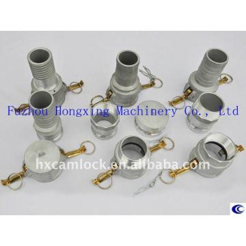 Aluminium quick joint coupling