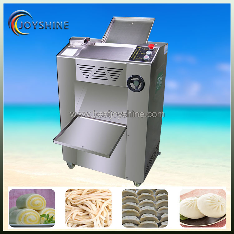 Stainless steel folding dough rolling machine