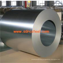60g / 80g / 125g Zn Beschichtung Galvanisierte Stahl Spule Professionelle Herstellung