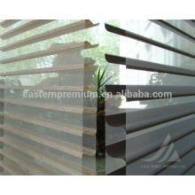 élégante double cellule shangri-la stores de fenêtre