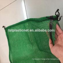 100% virgin polypropylene firewood plastic mesh bags