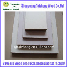 melamine MDF(white color)