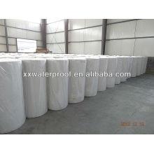 Pp spunbond tecido não tecido (branco)
